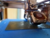 plaque à crayonner imprimée en 3D - 2