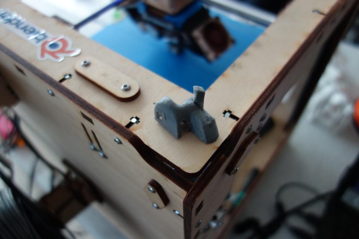 Maquette 3D imprimée 2