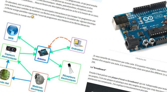 Arduino : un MOOC pour s'initier