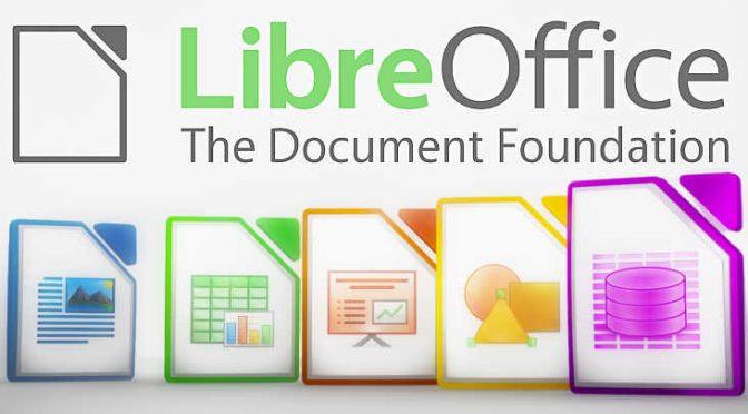 Mardi du Numérique : LibreOffice