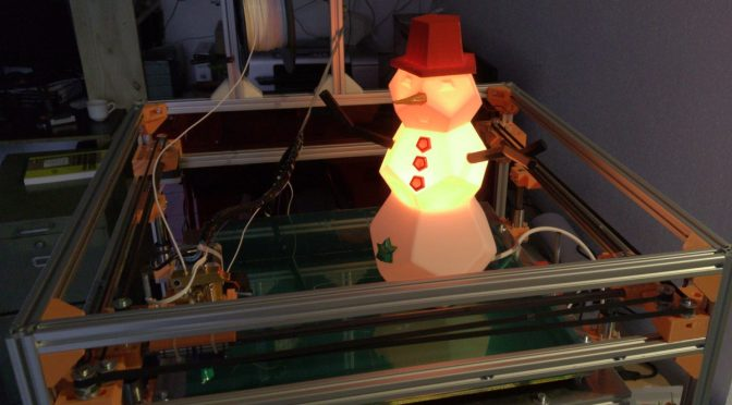 Fermeture du fablab pendant les vacances de Noël
